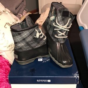 Barely Worn Sperry Duck Boot